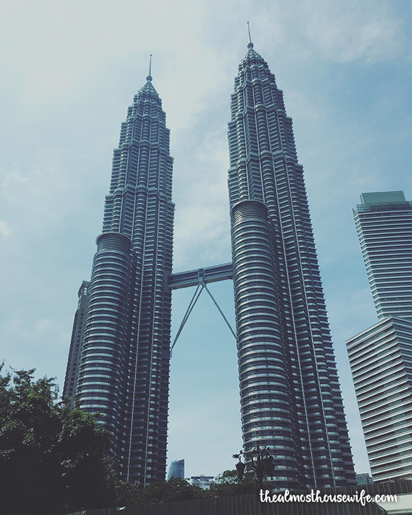 thealmosthousewife kl twin towers