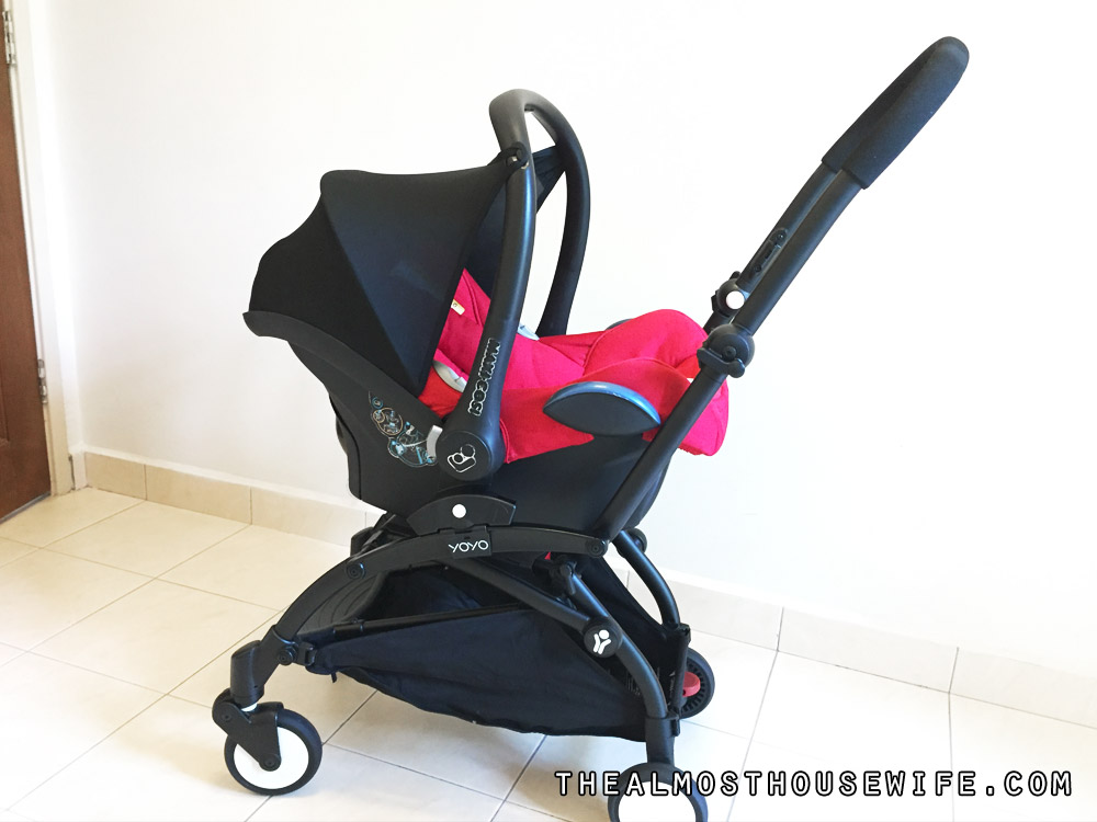 I Find That This Is Possibly The Best City Stroller And Infant Car Seat Combination Even Better Than Quinny Zapp Maxi Cosi CabrioFix