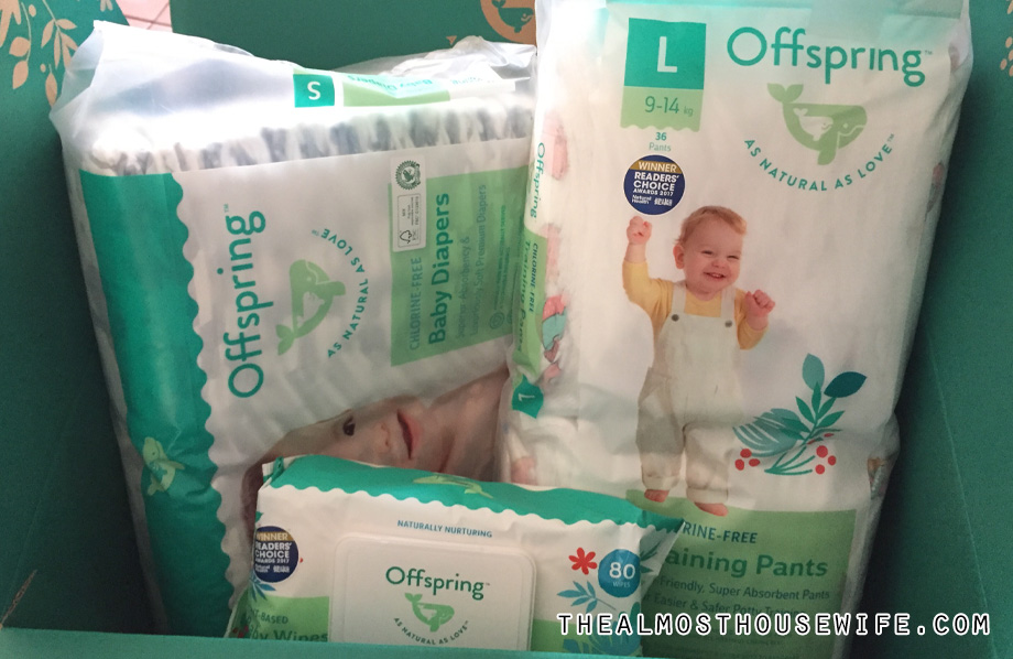 Offspring Natural: wearing diapers in Style